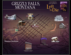LEFT TO DIE Map