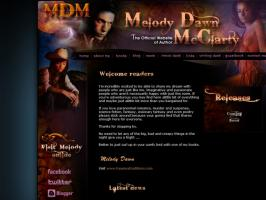 Website - Melody Dawn McClarty